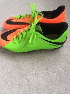 Nike Footaball Boots Size 2.5