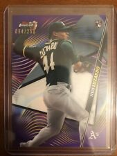 2020 Topps Finest - Purple Refractor - Rookie - Jesus Lizard #094/250