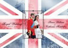 Micronesia- Royal Wedding Prince William And Kate Middleton Stamp S/S MNH