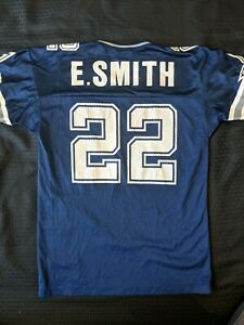 Emmitt Smith Vintage Champion Jersey Dallas Cowboys SZ 40