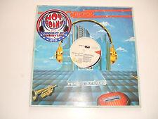 """Trans-X – Vivre Sur Video - Disco 12"""" MAXI SINGLE 45 Giri Vinile ITALIA 1983"""