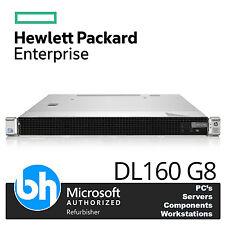 HP Proliant DL160 Gen8 CTO Barebones 1U Rack G8 Cheap Server Chassis LGA2011