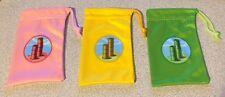 Takenoko Promo Bamboo Bags Set of 3 - NEW Rare