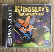 Kingsley's Adventure - Ps1 ( Playstation 1 ) Complete !