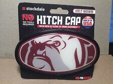 Mississippi State Bulldog Hitch Cap