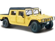 Maisto 1/27 Diecast Hummer 4 Door Soft Top 31959 NIB