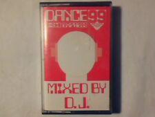 MC Dance disco express cassette k7 RARISSIMA COME NUOVA VERY RARE LIKE NEW!!!