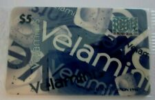 1994 Collectors Edition Velamint $5 Phone card in original cello,  free shipping