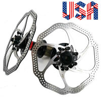 Hydraulic Disc Brakes 160mm/180mm Disc Brake Rotor Bicycle Brake With 6 Bolts