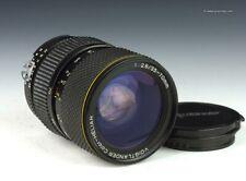 Voigtländer 35-70 f/2.8 (Tokina AT-X) - Nikon Ais