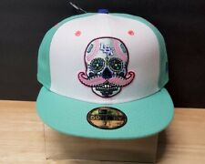 New Era Lexington Leyendas White/Teal Copa de la Diversion 59FIFTY Fitted Hat 7
