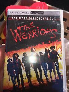 The Warriors (UMD, 2005, Directors Cut Widescreen) RARE PSP Brand New