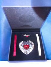 "Swarovski Crystal ""ANNUAL EDITION HEART"" Mint & Boxed"