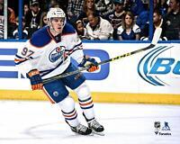 "Connor McDavid Edmonton Oilers Unsigned NHL Debut 8"" x 10"" Photo - Fanatics"