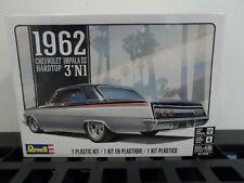Revell 1/25 1962 Chevy Impala Hardtop (3 in 1) FREE SHIPPING* RMX4466-NEW
