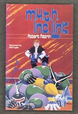M.Y.T.H. Inc. Link by Robert Asprin (1986, Trade Paperback) NEW, UNREAD 1st Ed.