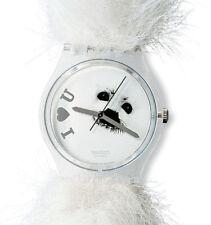 Swatch Uhr Frozen Tears GK202 Robbe/seehund