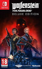 Wolfenstein: Youngblood Deluxe Edition - Code in Box (Nintendo Switch)