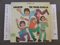 THE YOUNG RASCALS GROOVIN ORIGINAL 1967 ISSUE LP SD 8148