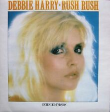 """Debbie Harry Rush Rush 2 mixes Uk 12"""" Blondie"""