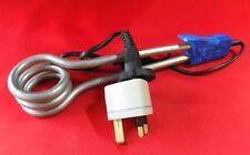 Immersion element water heater Portable Power 1200 Watt UK EU plug 110 220 Volt