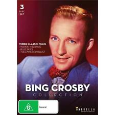 The Bing Crosby Collection (DVD, 2019, 3-Disc Set)