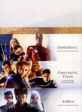 Daredevil / X-Men / Fantastic Four (3 DVD Set, 2010) Marvel