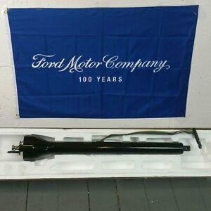 "1957-59 Ford Fairlane & Ranchero 28"" Black Steering Column Floor Shift 500 Wagon"