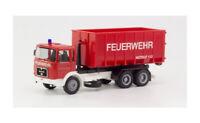 """#310963 - Herpa MAN F8 Abrollcontainer-LKW """"Feuerwehr"""" - 1:87"""