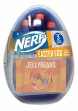 NERF Large Easter Egg Jelly Beans And Foam Darts NET WE 1.52 OZ