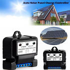 6V 12V 10A Auto Solar Panel Charge Controller Battery Charger Regulator PWM New