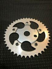 GT Racing aluminum silver Sprocket 43T fit Haro Redline DK BMX