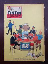 Journal Tintin belge années N° 46 du 18/11/1959 - COUV. INEDITE EN FRANCE  TBE!!