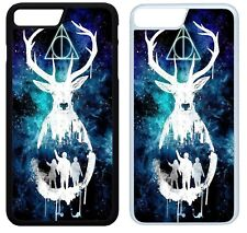 HARRY POTTER Hogwarts Phone Case Cover iPhone 4 5 6 7 8 Plus X Comp (S1)