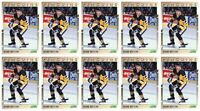 (10) 1991-92 Score Young Superstars Hockey #22 Mark Recchi Card Lot Penguins