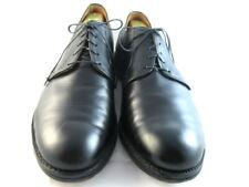 """Allen Edmonds  """"WHITNEY"""" Plain Toe Oxfords 13 D  Black   (134)"""