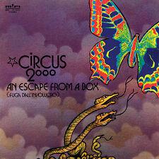 CIRCUS 2000 Escape from a box (ltd.ed. colored vinyl ) LP italian prog