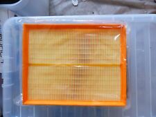 MAPCO 60276 Air Filter vauxhall zafira 2005-2014 petrol engines only