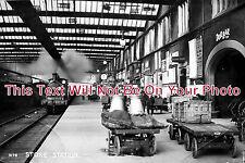 ST 56 - Interior Of Stoke Railway Station, Staffordshire - 6x4 Photo