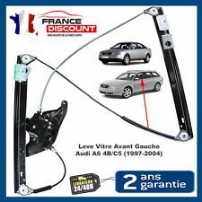 Mecanisme Leve Vitre Avant Gauche Audi A6 S6 Rs6 Break Avant 4b2 4b5 C5
