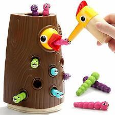 Nene Toys Lernspielzeug für Kinder ab 2 Jahren, Magnetisches Motorik Spiel
