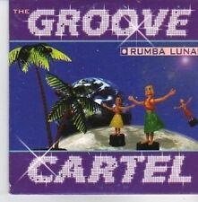 (DA63) The Groove Cartel, Rumba Lunar - 1998 CD