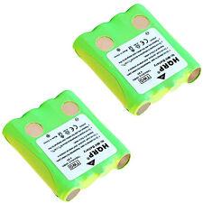 2-Pack HQRP Battery for Dantona COM-FABP / UltraLast ULFA-BP Replacement