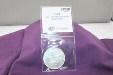 2008 Royal Mint Britannia 2 Pound 1oz Silver Uncirculated Bullion Coin