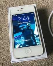 Apple iPhone 4s - 16GB - White (Verizon)  - A1387 - USED - Great Condition