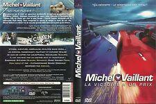 UNIQUEMENT LA JAQUETTE POUR DVD : MICHEL VAILLANT