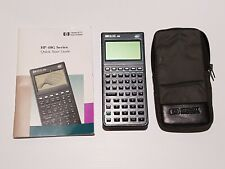 HP 48G Graphing Calculator + Case + Instructions