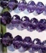 70pcs Wholesale Swarovski Crystal Gemstone Loose Beads -Deep purple A14
