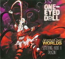 ONE-EYED DOLL - Something About A Dragon CD 2012 / Nebulost / 11 tracks / KFP008