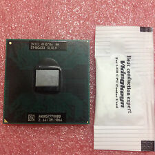 Intel Core 2 Duo p8800 slglr 1066mhz 2.66/ghz 3mb dual-core CPU procesadores
